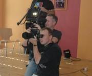 Exklusives Fotoshooting mit BILD mit RTL-Produktion