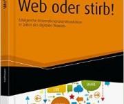 """Buch """"Web oder Stirb"""" von PR-Doktor Kerstin Hoffmann"""