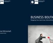 Business Boutique – Shopping Tour durch das Unternehmerwissen bei der IHK Offenbach